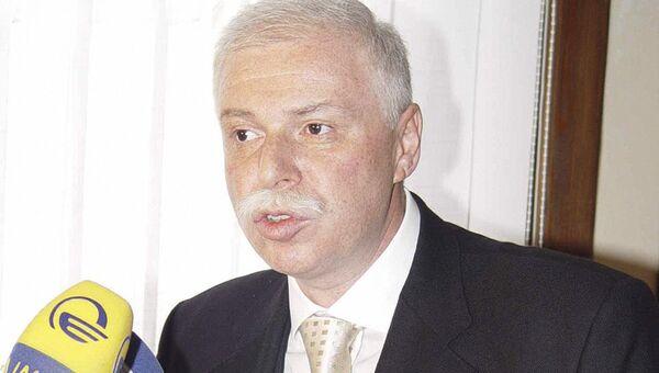 Крупный грузинский бизнесмен Аркадий Бадри Патаркацишвили. Архивное фото