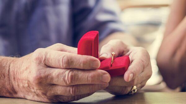 Предложение свадьбы