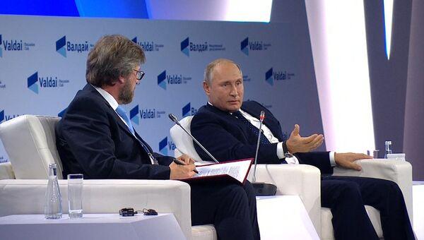 Возмездие неизбежно - Путин об ответе на ядерный удар