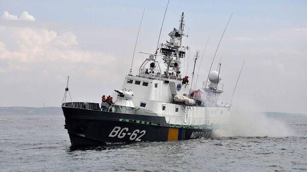 Сторожевой корабль ВМС Украины BG-62 Подолье