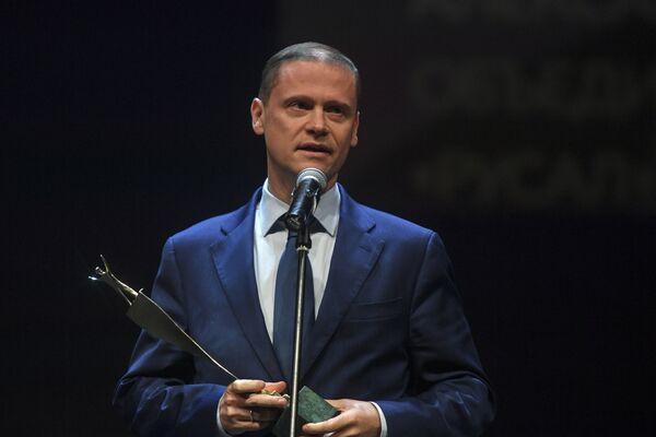 Церемония вручения XVI Премии Топ-1000 российских менеджеров