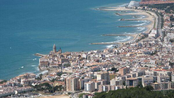 Сиджес, Испания
