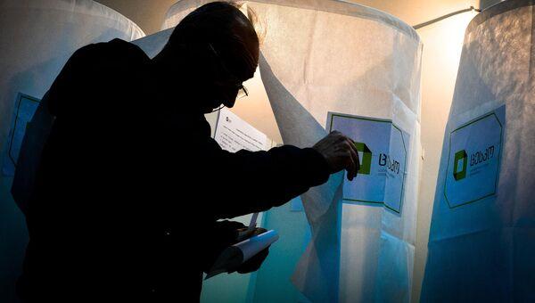 Выборы в Грузии. Архивное фото