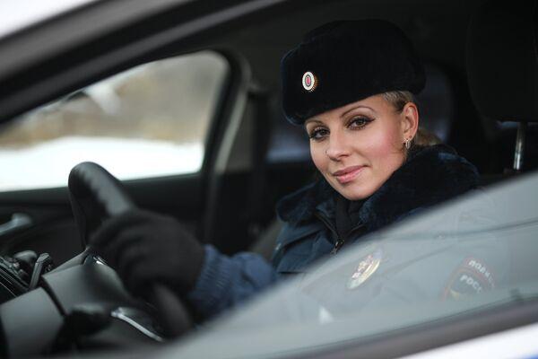 Инспектор Дорожно-патрульной службы (ДПС) Нина Григор