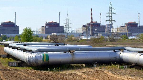 На Украине подключили к сети шестой энергоблок Запорожской АЭС