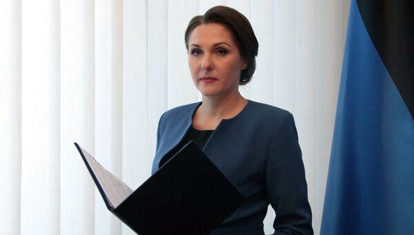 Глава ЦИК ДНР Ольга Позднякова. Архивное фото