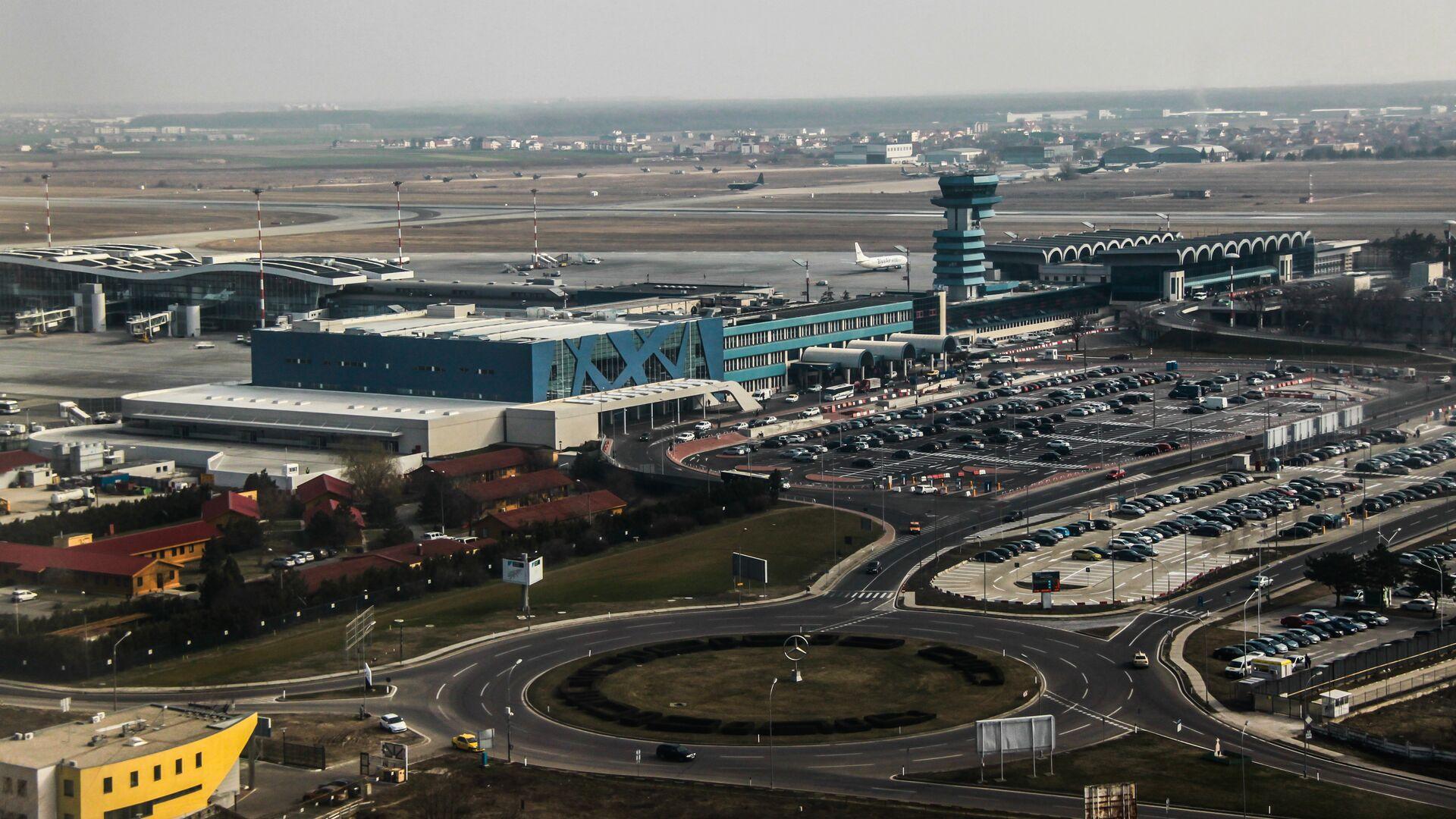 Международный аэропорт имени Анри Коанды в Бухаресте - РИА Новости, 1920, 19.06.2021