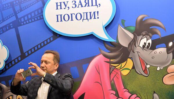 Союзмультфильм покажет в Риме фильм Гофманиада и выставку Ну, Погоди!