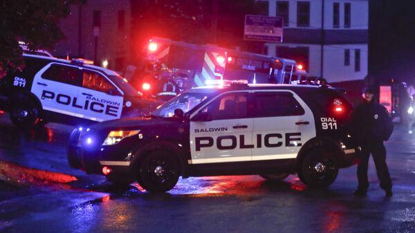 Полиция в США. Архивное фото