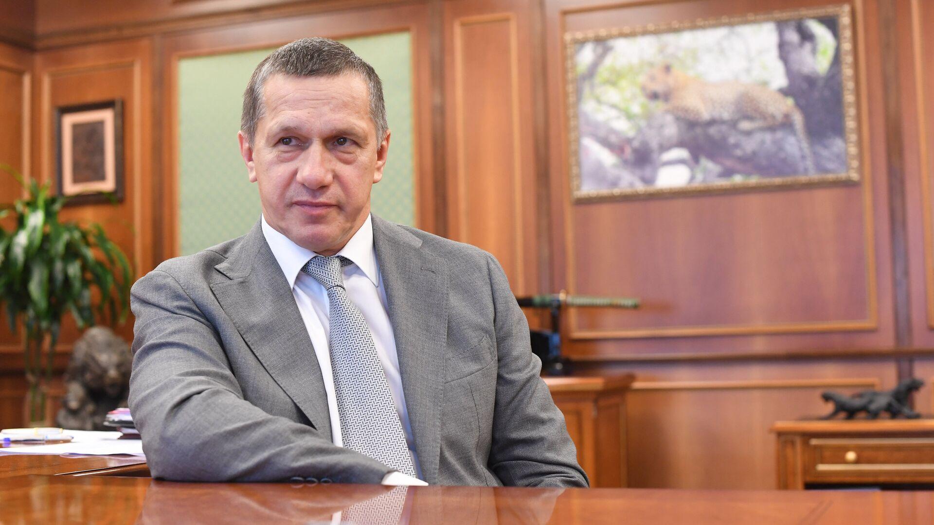 Трутнев считает, что отношение Путина к проекту моста на Сахалин меняется