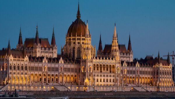 Будапешт, Венгрия. Архивное фото.