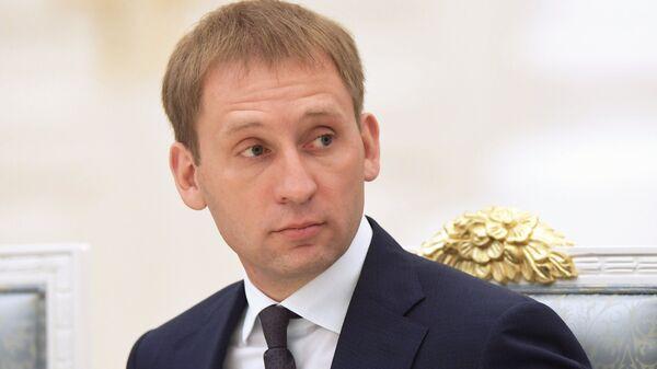 Министр по развитию Дальнего Востока Александр Козлов