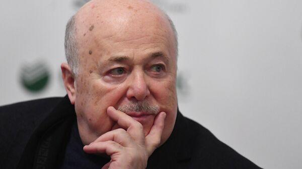 Председатель Союза театральных деятелей РФ Александр Калягин