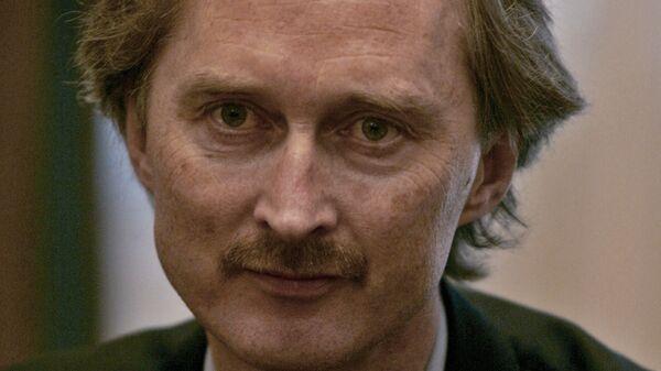 Норвежский дипломат Гейр Педерсен