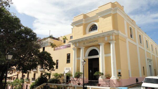 Отель El Convento в Сан-Хуане