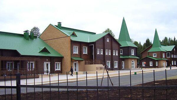 Финно-угорский этнокультурный парк