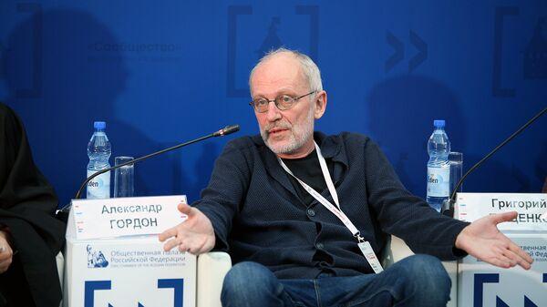 Инициативу Александра Гордона по созданию рейтинга благотворительных организаций поддержали все эксперты секции
