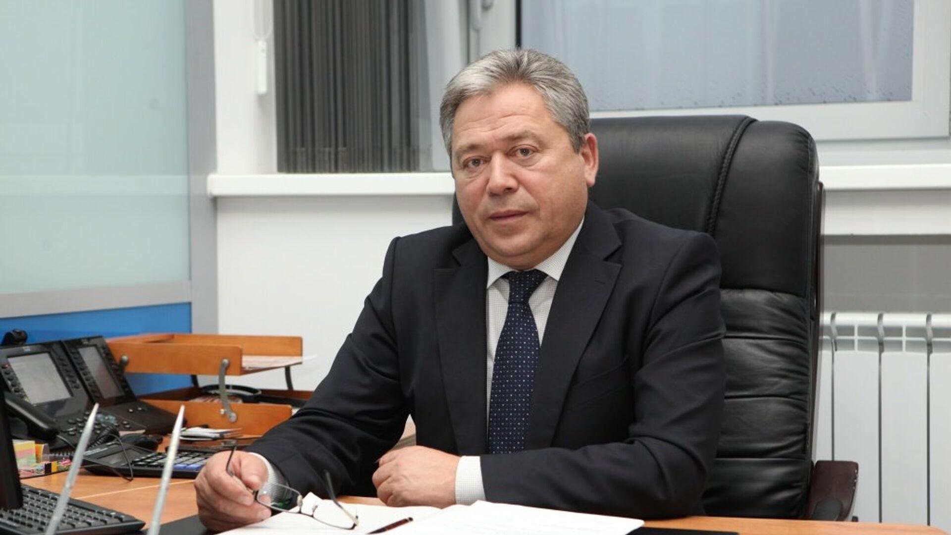 Мэр Уфы Мустафин заразился коронавирусом