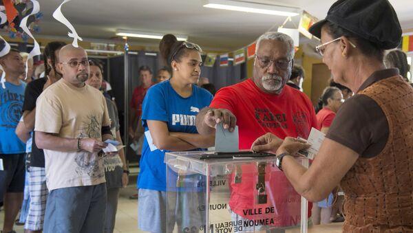 Проведение референдума о независимости Новой Каледонии. 4 ноября 2018