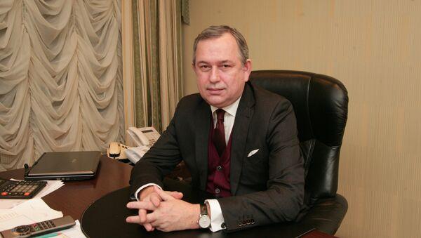 Заместитель директора Федеральной службы по военно-техническому сотрудничеству России Михаил Петухов