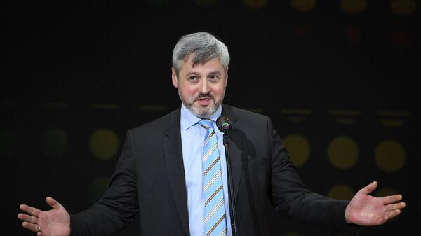 Заместитель министра образования и науки России Павел Зенькович