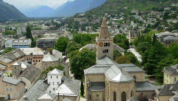 Сьон, Швейцария
