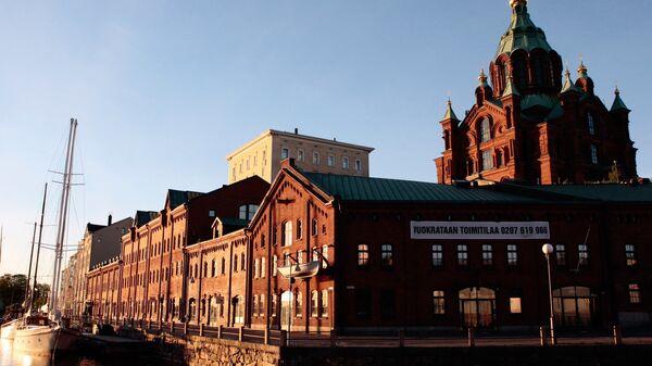 Успенский собор в Хельсинки