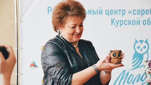 В Курске открылся центр серебряного волонтерства