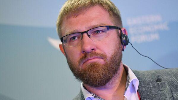 Первый заместитель председателя Комиссии общественной палаты РФ по развитию информационного сообщества, СМИ и массовых коммуникаций Александр Малькевич