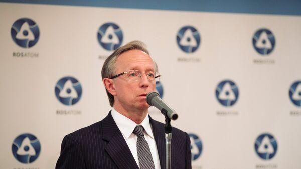 Посол России в Японии Михаил Галузин