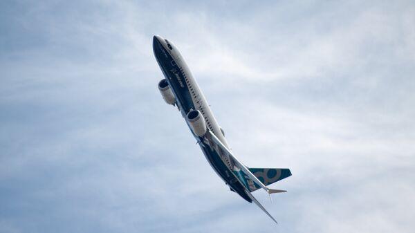 Самолет Boeing 737 MAX. Архивное фото