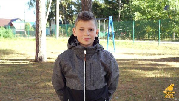 Сергей Ш., июль 2005, Брянская область