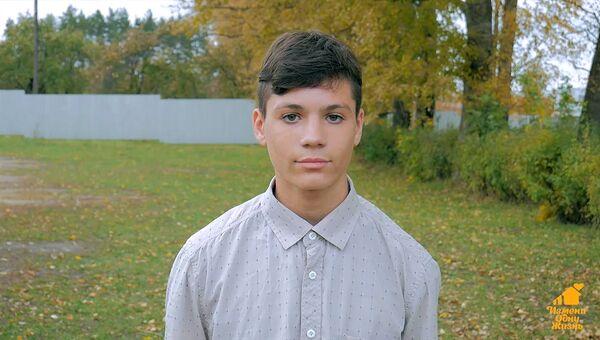 Евгений А., октябрь 2004, Орловская область
