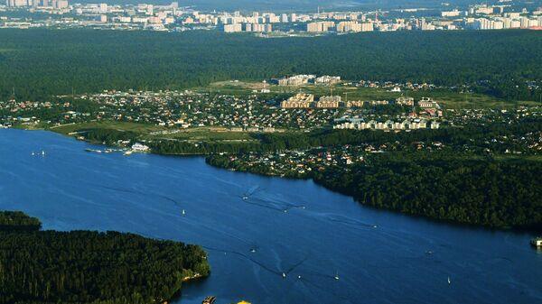 Река Клязьма в Московской области. Архивное фото