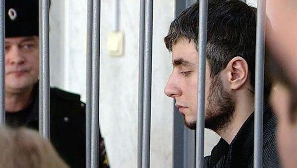 Дмитрий Грачев во время вынесения приговора в Серпуховском городском суде. 15 ноября 2018