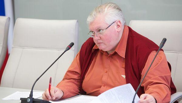 Первый заместитель председателя Заксобрания Красноярского края Алексей Клешко. Архивное фото