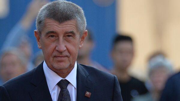 Премьер Чехии уволил главу минздрава