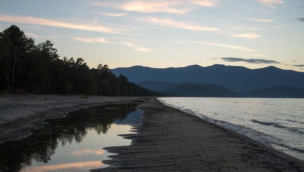 Река в Бурятии. Архивное фото