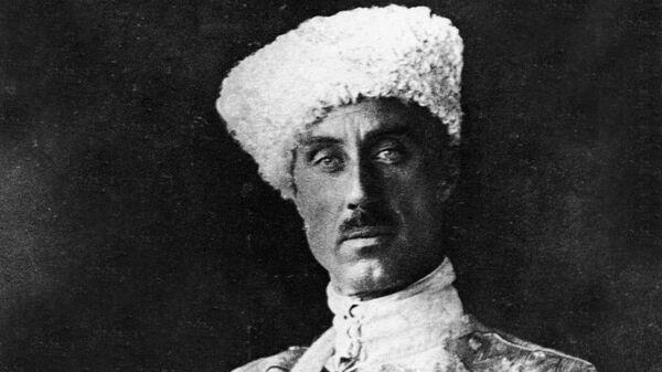 Генерал Русской армии барон Врангель Петр Николаевич