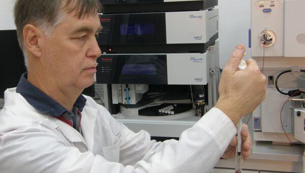 Лаборатория Крымского федерального университета