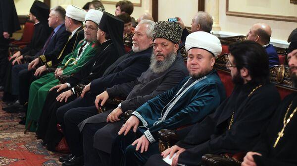 Визит делегации российских религиозных деятелей в Сирию