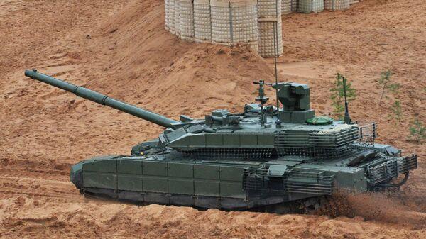 Танк Т-90М
