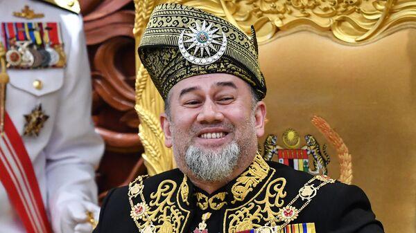 Король Малайзии Мухаммад V