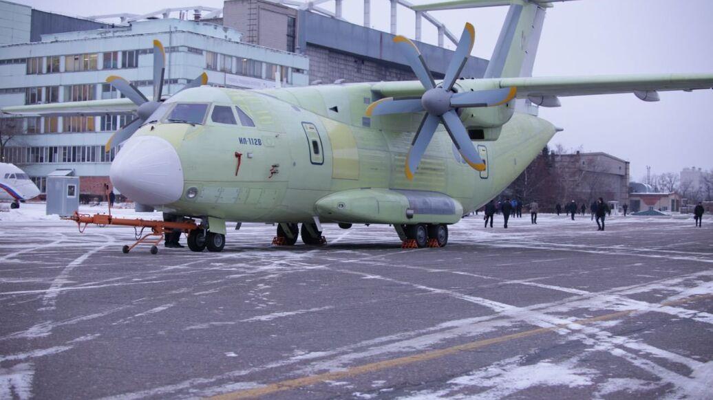 National Interest сравнил российский Ил-112В с украинским Ан-140