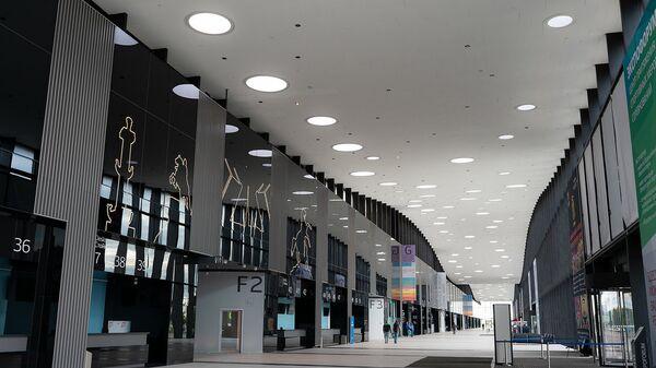 Конгрессно-выставочный центр, Санкт-Петербург