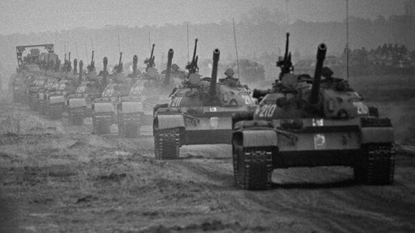 Общевойсковые учения Братство по оружию Советского Союза и стран Варшавского договора, ГДР