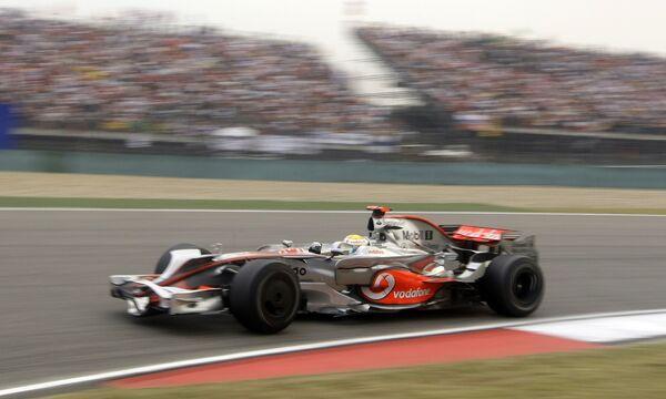 Чемпионат Формулы-1 в Китае