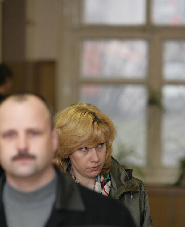 С.Бахмина в Симоновском суде