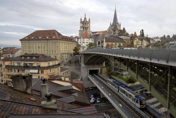 Швейцария. Архив
