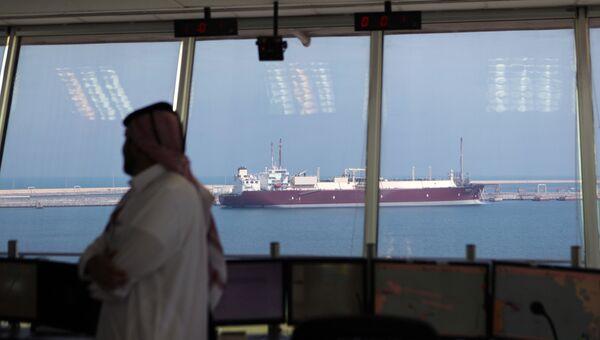Центр по производству сжиженного природного газа Рас-Лаффан, Катар